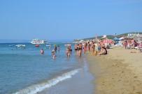 Sarımsaklı Plajları Sırp Turistlere Kaldı