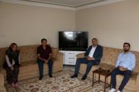 KARTAL BELEDİYESİ - Şehit Ailesine Kartal Belediyesinden Ziyaret