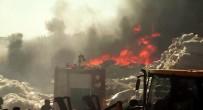 Serik'te İki Günde İki Ayrı Yangın