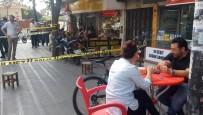 Sokakta İki Kişi Vuruldu, Onlar Börek Yemeye Devam Etti