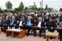 Sorgun'da 22.Dönem Pancar Alım Kampanyası Törenle Başladı