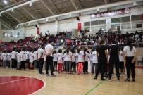 Temel Spor Eğitimi İçin Açılış Töreni Düzenlendi