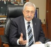 PIYASALAR - TESK Genel Başkanı Palandöken Açıklaması 'Motorine Zammı Kimse Aklından Geçirmemeli'