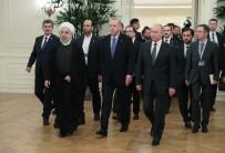 CANLI KALKAN - Türkiye-Rusya-İran Üçlü Liderler Zirvesi (2)