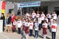 Uşak'ta Tadilatı Tamamlanan 48 Okul Yeni Eğitim Öğretim Yılına Hazır