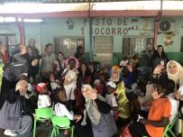 1 MAYıS - Yeryüzünün Renkleri Mozambik'te Buluştu