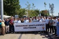 AK Parti Aydın, Demokrasi Şehidi Adnan Menderes'in Andı