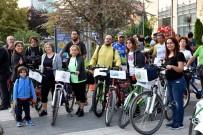 Avrupa Hareketlilik Haftası'nda Pedal Çevirdiler