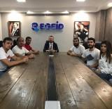 Azerbaycanlı Öğrencilerden EGEİD'e Ziyaret