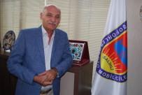 Başkan Dağıstanlı Kamyoncuların Sorunlarını Anlattı