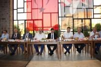 Başkan Özcan; 'Sorunları Birlikte Çözeceğiz'