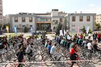 Başkan Yalçın, 'Bisiklet, İnsan Yaratılışına En Uygun Araç'