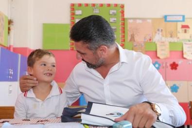 Başkan Yüzügüllü Okulları Ziyaret Etti