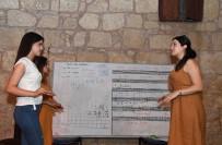 YETENEK SıNAVı - Belediye Konservatuvarında Eğitim Aldılar, Güzel Sanatlar Ve Konservatuvarı Kazandılar