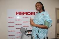 Bellona Kayseri Basket'in Yeni Transferi Sağlık Kontrolünden Geçirildi