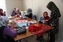 ÇATOM'da Kadınlar Hem Meslek Sahibi Olacak Hem De Başka Kadınlara Umut Olacak