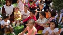 Çocuklar 'Muş Masal Günleri' İle Eğleniyor