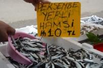 Denizden Hamsi Fışkırdı, Fiyatlar 10 Liraya Düştü