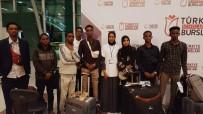 Dünyanın Dört Bir Yanından Binlerce Uluslararası Öğrenci Eğitim İçin Türkiye'ye Geliyor