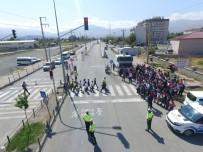 TRAFİK IŞIĞI - Iğdır'da Öğrencilere Trafik Eğitimi