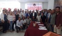 Karaelmas Abhaz Derneği İlk Kongresini Yaptı