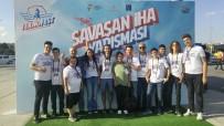 Karaelmas Teknoloji Takımı Savaşan, İHA Yarışmasında Finale Kaldı