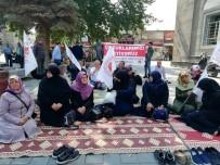 Kayserili Annelerden, Diyarbakır'da Eylem Yapan Annelere Destek