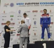 Kick Boks Gençler Avrupa İkincisi Oldu