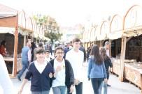 Kırşehir'de Kitap Fuarına Büyük İlgi