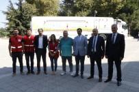 Kızılay Mobil Çocuk Dostu Tırı Zonguldak'ta