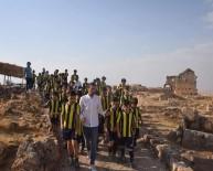 Mazıdağı Fenerbahçe Futbol Okulu Öğrencilerinden Zerzevan Kalesi'ne Ziyaret Etti
