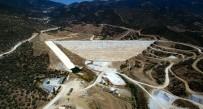 Menderes Ovasında 14 Bin 340 Dekar Tarım Alanı Suyla Buluşacak