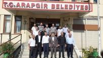 MHP'li Fendoğlu Ve İl Başkanı Avşar Arapgir İlçesinde