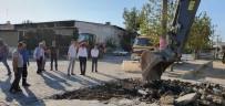 Nazilli Belediyesi, Yeni Sanayi Sitesi'ne Kepçeyi Vurdu