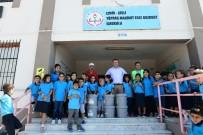 Okulların İç Ve Dış Cephe Boyası Çiğli Belediyesinden