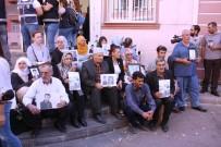 Oturma Eylemindeki Ailelerden Siyasi Partilerin İl Temsilcilerine Tepki