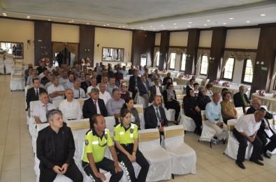 Safranbolu'da 'Okul Güvenliği' Toplantısı