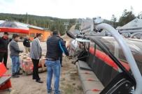 Sarıkamış Kayak Merkezi Kış Sezonuna Hazırlanıyor