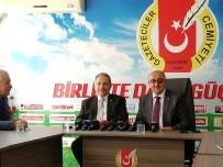 Talas Belediye Başkanı Mustafa Yalçın Açıklaması'Talas Benim İçin Biblo Gibi Ve Hizmet Etmeye Müsait Bir Yer'
