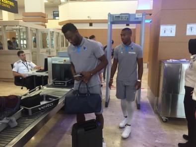 Trabzonspor İspanya'ya Gitti