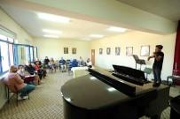 Trakya Üniversitesi Geleceğin Müzisyenlerini Belirledi