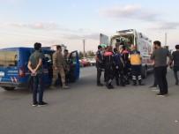 SIVAS CUMHURIYET ÜNIVERSITESI - Üniversite Kampüsünde Silahlı Saldırı Açıklaması 2 Yaralı