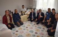 Vali Mustafa Tutulmaz'dan Gazi Ramazan Kumral'a Ziyaret