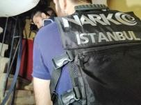 POLİS HELİKOPTERİ - Zehir Tacirlerine Şafak Operasyonu Açıklaması 35 Kişi Gözaltına Alındı