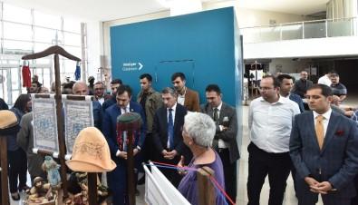 Ahlat'ta 'Bir Zamanlar Selçuklu' Sergisi Açıldı