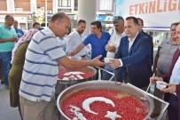 Akhisar Belediyesi'nden Aşure İkramı