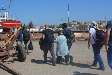 Ayvalık'ta 2 Günde 110 Düzensiz Göçmen Yakalandı