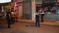 Bafra'da Alacak-Verecek Kavgasında 1 Kişi Silahla Yaralandı