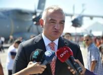 Bakan Ersoy Açıklaması 'Su-35 Çok Etkileyici'
