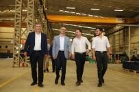 Başkan Çiftçi, 'Sanayicilerimizin Fikirleri Bizim İçin Çok Önemli'